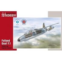 "Folland Gnat F.I ""Finnish and Yugoslav Service"" (1:72)"