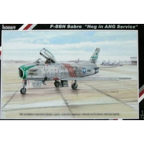 "F-86H Sabre ""Hog in ANG Service"" (1:72)"