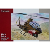 """AH-1G Cobra """"Over The USA and Europe"""" (1:72)"""