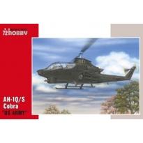 """AH-1Q/S Cobra """"US Army&Turkey"""" (1:72)"""