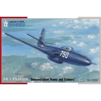 """FH-1 Phantom """"Demonstration Teams and Trainers"""" (1:72)"""