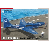 "FH-1 Phantom ""First US NAVY Jet Fighter"" (1:72)"