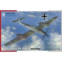 """Blohm & Voss BV 155V-1 """"Karawanken"""" (1:72)"""