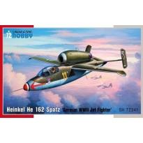 Heinkel He-162 Spatz (1:72)