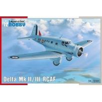 Delta Mk. II/ III RCAF  (1:72)