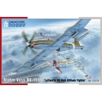 "Blohm Voss BV 155B-1 ""Luftwaffe 46 High Altitude Fighter"" (1:72)"