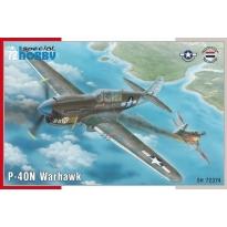 """P-40N """"Warhawk"""" (1:72)"""