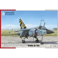 "Mirage F.1C/ C-200 ""Armée de `l Air"" (1:72)"