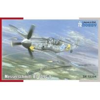 """Messerschmitt BF-109G-6 """"Mersu over Finland"""" (1:72)"""