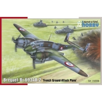 "Breguet Br.693AB.2 ""French Attack-Bomber"" (1:72)"
