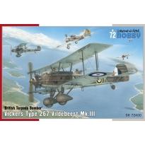 Vickers Vildebeest Mk. III (1:72)