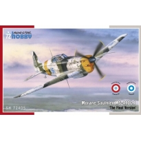 "Morane Saulnier MS-410C.1 ""The Final Version"" (1:72)"