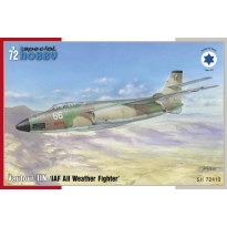 Vautour IIN 'IAF All Weather Fighter' (1:72)