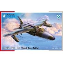 Folland Gnat FR.1 Finnish Recce Fighter (1:72)