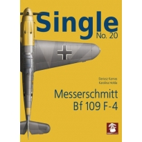 Stratus Single Nr.20 Messerschmitt Bf 109F-4