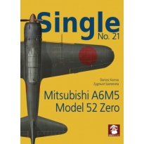 Stratus Single Nr.21 Mitsubishi A6M5 Model 52 Zero