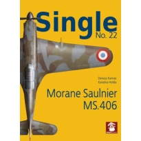 Stratus Single Nr.22 Morane Saulnier MS.406 French Air Force markings