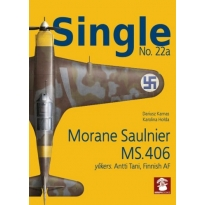 Stratus Single Nr.22a Morane Saulnier MS.406 Finnish Air Force markings