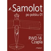 Samolot po polsku 01.RWD.14 Czapla