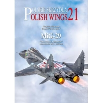 "Polish Wings Nr.21 (MiG-29 ""Kościuszko Squadron"" Commemorative Schemes)"