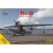 "Be-8 ""Mole"" Passenger amphibian aircraft (1:72)"