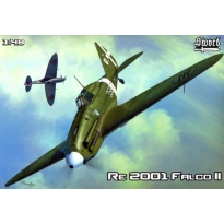 Reggiane Re 2001 Falco II  (1:48)