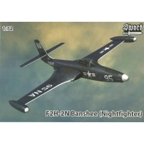 F2H-2N Banshee (Nightfighter) (1:72)