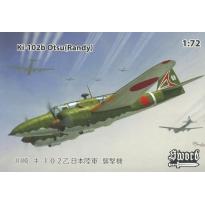 Ki-102b Otsu (Randy) (1:72)