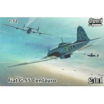 Fiat G.55 Centauro (2 in 1) (1:72)