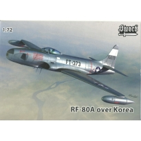 RF-80A over Korea (1:72)