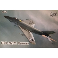 F3H-2N/M F-3C/MF-3B Demon (1:72)