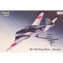 Ki-102 Kou/Otsu Randy (1:72)