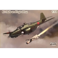 Ki-102a Randy and I-Go rockets (1:72)