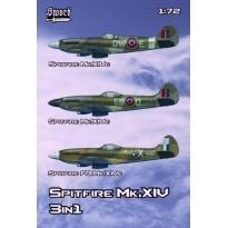 Spitfire Mk.XIV  3 in 1 (1:72)
