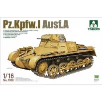 Pz.Kpfw.I Ausf.A (1:16)