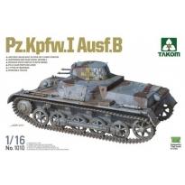 Pz.Kpfw.I Ausf.B (1:16)