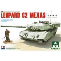 Canadian Main Battle Tank Leopard C2 Mexas (1:35)