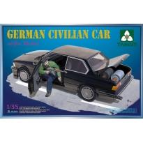 German Civilian Car with Gas Rockets (1:35)