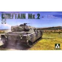 British Main Battle Tank Chieftain Mk.2 (1:35)