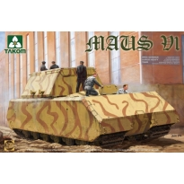 WWII German Super Heavy Tank Maus V1 (1:35)