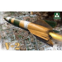 WWII German Single Stage Ballistic Missile V-2 (1:35)