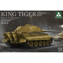 King Tiger Initial Production (4 in 1) (1:35)