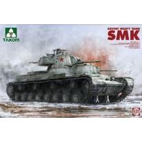 Soviet Heavy Tank SMK (1:35)