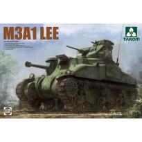 U.S. Medium Tank M3A1 (1:35)