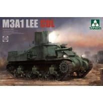 U.S. Medium Tank M3A1 CDL (1:35)