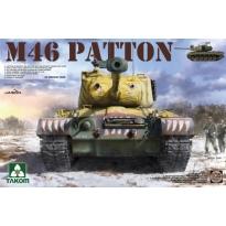 US Medium Tank M46 Patton (1:35)