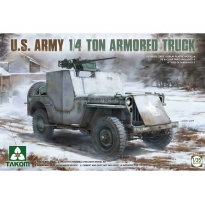 U.S. Army 1/4 Ton Armoured Truck (1:35)