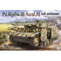 Pz.Kpfw.III Ausf.M mit schürzen (1:35)