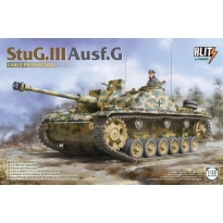 StuG.III Ausf.G early production (1:35)