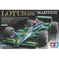 Lotus TYPE 79 1979 MARTINI (1:20)